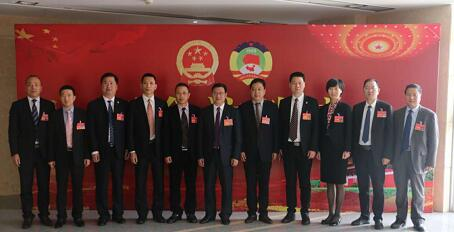 General Manager of Chengde is awarded as a member of Finance and Economic Committee