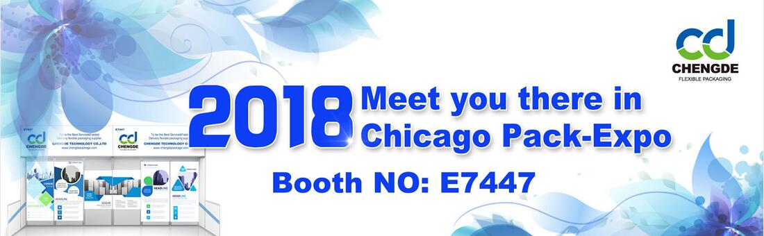 Attend 2018 Pack Expo Chicago
