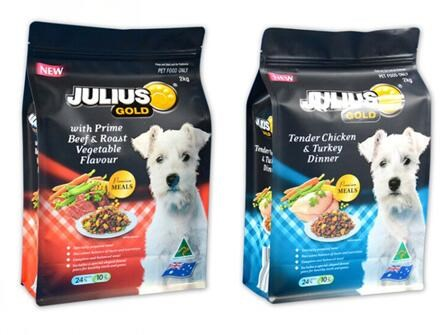 pet food packaging bag pouch packaging