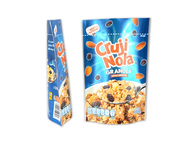 High Quality Granola Packaging Doypack